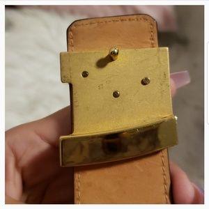 Louis Vuitton Accessories - Louis Vuitton belt 💖  💯% Authentic
